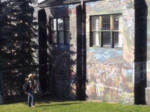 Mural Wall